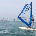 Windsurfing? What a breeze!