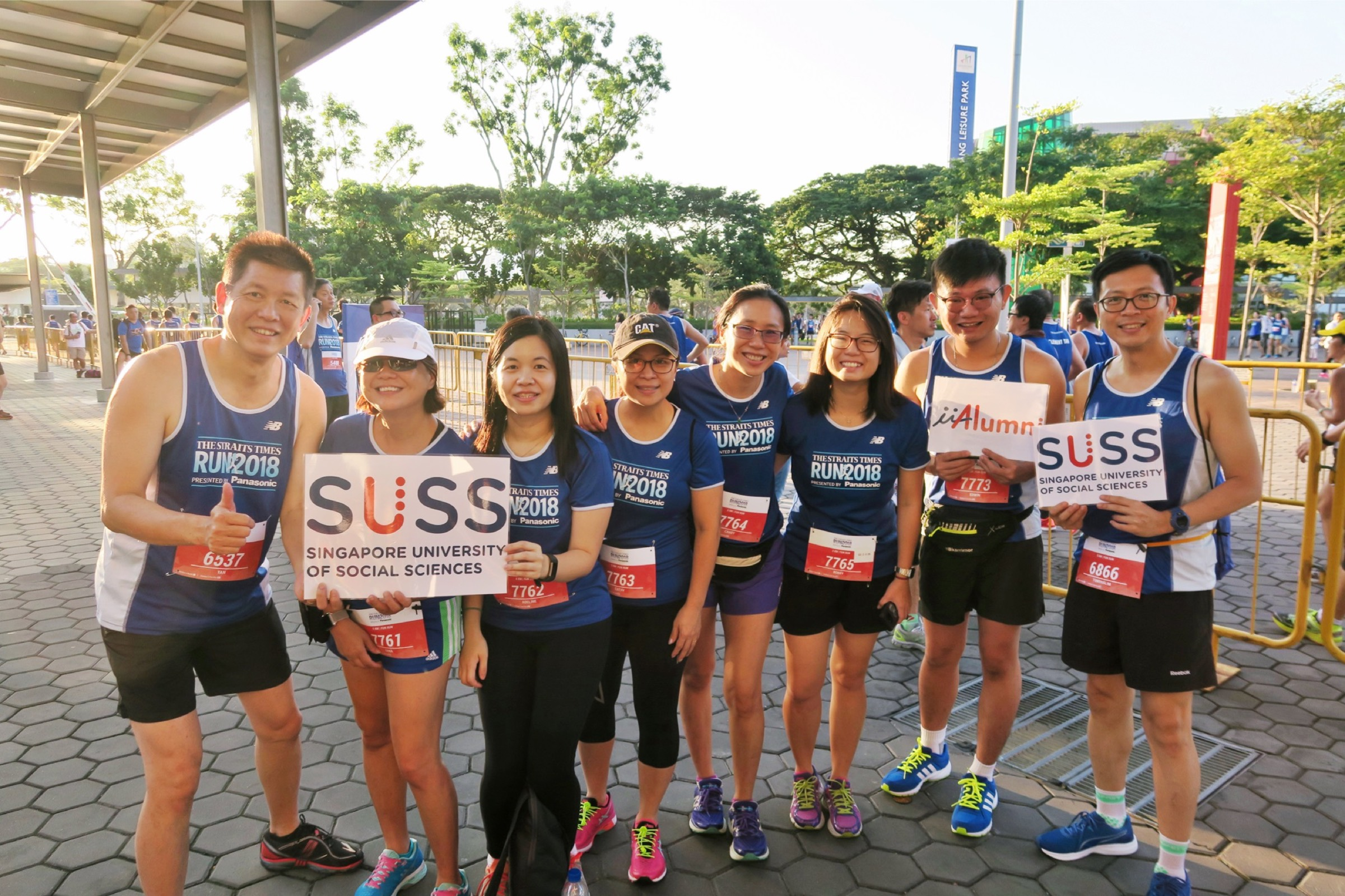 The Straits Time Run