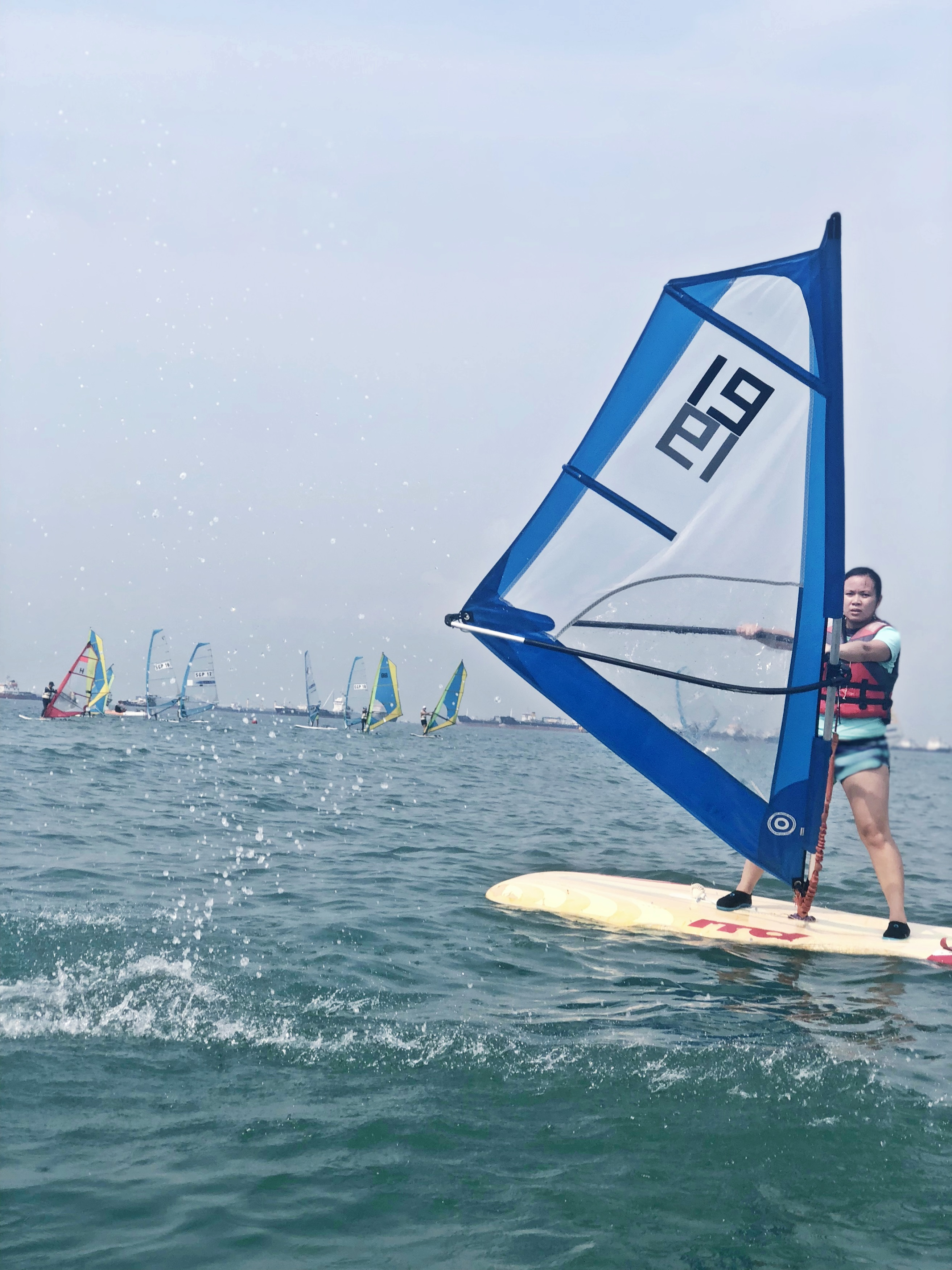 Issue 44 | 2019 Windsurfing? What a breeze!